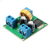 Dc-dc 3v-35v para 4v-40v passo para cima módulo de alimentação ajustável ajustável conversor placa de tensão ajustável 3v 5v 12v a 19v 24v 30v 36v