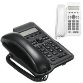 kX-7712 Telephone LCD Screen Caller Home Hotel Office Caller Landline Feature Phone