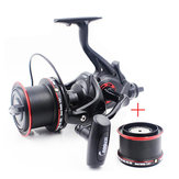 Bobing Coonor NFR9000 12+1BB 4.6:1 Double Unloading Spinning Fishing Reel All Metal Saltwater Wheel