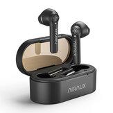 BlitzWolf® AirAux AA-UM7 TWS Bluetooth 5.0 Auricolari HiFi Stereo Bass Half In-ear Auricolare Cuffie sportive impermeabili con controllo tattile con microfono