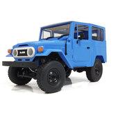 WPLC341/16キット4WD2.4GバギークローラーオフロードRCカー2CH車モデル付きヘッドライト