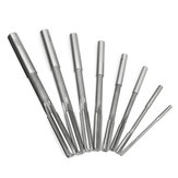 8 stks 3/4/5/6/7/8/9 / 10mm HSS Rechte Schacht Spannen Ruimer Set Frees Tool