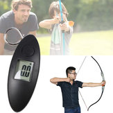 80LBS Bow Arrow Electronic Scale Portable Hunting Measuring Digital Shooting Pound Digital Bow