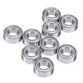 10pcs mini rolamento de esferas MR105 10x5x4mm para impressora 3D