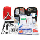 SOS Tools Kit Outdoor Emergency Equipment Box Voor Camping Survival Gear Kit