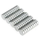 50 sztuk D5x1mm N35 magnesy neodymowe ziem rzadkich silny magnes