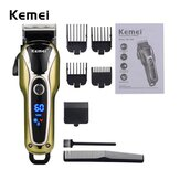 Kemei KM-1990 100-240V Fast Charge Clipper eléctrico
