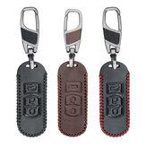 Tampa com 3 botões remoto com chaveiro ou Mazdas 2 3 6 Axela Atenza CX-5 CX5