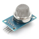 5 piezas MQ-2 Gas de humo Gas LPG Butano Sensor Módulo probador Geekcreit para Arduino - productos que funcionan con placas Arduino oficiales