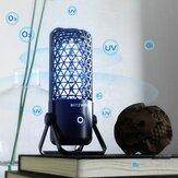 BlitzWolf® BW-FUN4 UV Lampa sterylizująca Przenośna 99,99% Wskaźnik sterylizacji UV Lampa Ozon 360 ° Dezynfekcja UV Lampa sterylizująca