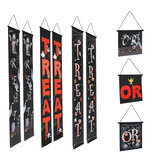 Banner of Door Curtain and Ghost Festivals Couplet Outdoor Decoration
