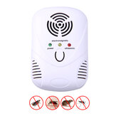 Electronic Ultrasonic Mouse Killer Mouse Cockroach Trap Mosquito Repeller Insect Rats Spiders Contro