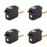 4X MG945 Digital Metal Servo 12kg High Torque For RC Airplane
