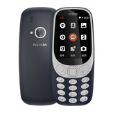 For Nokia 3310 1200mAh 2.4 inch bluetooth with Camera Flashlight FM Radio Dual SIM Card Dual Standby Feature Phone