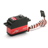 JX PDI-2506MG 25g Metal Gear Micro Digital Servo voor RC Helicopter