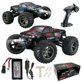 Xinlehong Toys X9115 RTR Upgraded 1/12 2.4G 2WD 42km/h RC Auto LED Leichte Fahrzeuge Big Foot Modelle Spielzeug