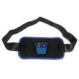 6 Modes Unisex Electric Waist Belly Slim Belt Tummy Shaper Body Massager Fitness Device