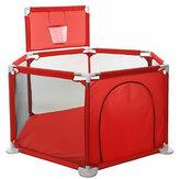 Baby Box per bambini Recinzione per bambini Gioco di biliardo Piscina Barriera di sicurezza pieghevole Tenda da gioco per neonati Camminata