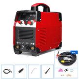 220V 7700W 2 en 1 TIG ARC Machine de soudage électrique Kit standard Ménage Petit Double usage 20-250A MMA IGBT Onduleur