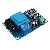 XH-M602 Lítio Bateria Módulo de Controle de Carga Sobrecarga de Proteção Display Digital de Alta Precisão Controlador de Tensão