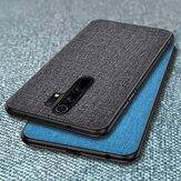 Bakeey for Xiaomi Redmi 9 Caso Tela respirável à prova de suor Proteção à prova de choque Caso Capa traseira não original