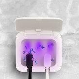 Mini Smart UV Light Tandenborstel Sterilisator USB Snel opladen Antibacteriën Ultraviolet Tandenborstels Sterilisator Houder Doos