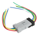 Window Module Wiring Stepper Motor Cable Plug For Renault Clio Grand Scenic Modus