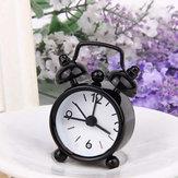 Classic Vintage Alarm Clock Electronic Desk Table Watch Mechanical Alarm clock Travel Vibrating Loud Clocks