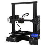 Creality 3D®  Ender-3 Vスロット    Prusa I3  DIY 3Dプリンタ  キット 220x220x250mm印刷サイズ MK10 押出機付き 1.75mm 0.4mmノズル