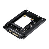 ORICO M.2 SATA to SATA Expansion Card 6Gbps M.2 NGFF 22Pin SSD Adapter Card for 2.5-inch Solid State Drive S22TMS-BK-BP