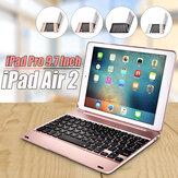 Suporte dobrável de teclado bluetooth Caso para iPad Pro 9.7 polegadas / Para iPad Air / Para iPad Air 2 para 2017/2018 Novo