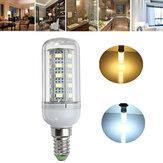 E14 7W LED 36 SMD 5730 Corn Light Lamp Bulbs 220V