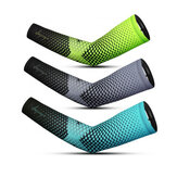 WHEEL UP Arm Sleeves Unisex Bicycle Cooling Sun Sleeves Nylon Anti-UV Cycling Running Sport Arm Cuff