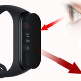 Bakeey Watch Film Anti-peeping TPU Watch Screen Protector dla Xiaomi Miband 4 Nieoryginalny