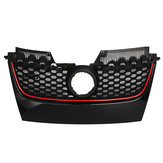 Front Center Grille For VW Jetta GTI GLI 06-09