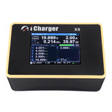 iCharger X8 1100W 30A DC LCD Screen Smart Battery Balance Charger Discharger for 1-8s LiPo/Lilo/LiFe/LiHV Battery