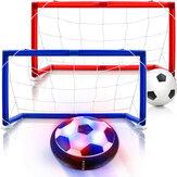 Conjunto de bolas de futebol Hover Recarregável Air Soccer Indoor Outdoor Sports Ball Game para Boy Girl Melhor presente infantil brinquedos