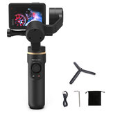 INKEE FALCON Handheld 3-Axis Action Camera Gimbal Stabilizer Wireless Control for OSMO Insta360 for GoPro Hero 9/8/7/6/5
