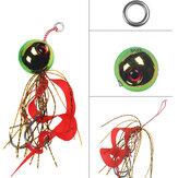 ZANLURE 1 szt. 120g przynęty wędkarskie 3D Fisheye Design Hard Bait Fishing Tackle Accessories