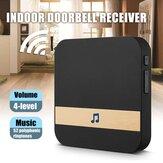 Bakeey Indoor Receiver Drahtlose Türklingel US Stecker Ding Dong für Smart WiFi Video Türklingel Zubehör