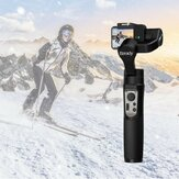 Hohem iSteady Pro 3 Gimbal 3 Axis Handheld Camera Stabilizer Built-in Battery WiFi Module for GoPro Hero 8/7/6/5 Insta360 One R OSMO Action FPV Cameras