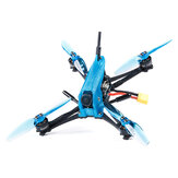 iFlight TurboBee 136RS 136mm SucceX Micro F4 V1.5 3 Inch 4S DIY FPV Racing Drone PNP w/ Caddx.us Turbo Eos V2 1200TVL Camera