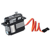 GDW DS590MG 12 KG Coreless Metal Gear Digitale Servo Voor SAB505 XL520 ALZRC 500X RC Helicopter 50E / 70E RC Vliegtuig