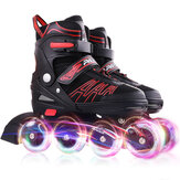4-Wheels Inline Speed Skates Shoes Hockey Roller Professional Skates Sneakers Rollers Skates For Adults Youth Kids