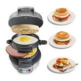 Breakfast Hamburger Maker Sandwich Maker Machine Quick Convenient Home Appliance