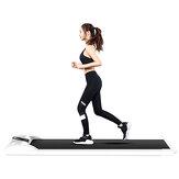 220 V 50 Hz 1-6 km / h Réglable Gym Stepper Marche Fitness Tapis Roulants Intérieur Mini Maison Tapis Roulant Body Building Running Machine