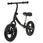 12 inch Anak-anak Sepeda Tidak Ada Pedal Balita Sepeda Keseimbangan Anak Skuter Sepeda Untuk 2/3/4/5 Tahun Pemula Pelatihan Rider