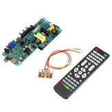 TP.SK108.PA672 Power Motherboard Integrated LCD TV Driver Board Instead of TP.V56.PA671/TP.VST59.PA671/SKR.671/TP.RD8503.671 with Remote Control
