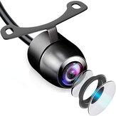 Uniwersalna przednia kamera tylna zewnętrzna, odporna na kurz, wodoodporna kamera Mini analogowa kamera bezpieczeństwa 140 stopni z regulowanym szerokim kątem widzenia Kamera bezpieczeństwa