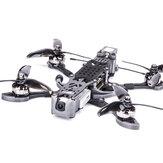Flywoo Mr.Croc-HD 6 Inch 4S Freestyle FPV Racing Drone BNF DJI FPV Air Unit F7 Bluetooth FC GPS 2450KV 50A BLheli_32 ESC Titanio